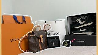 [임산부브이로그]출산선물, 30살기념선물,명품하울,커플…