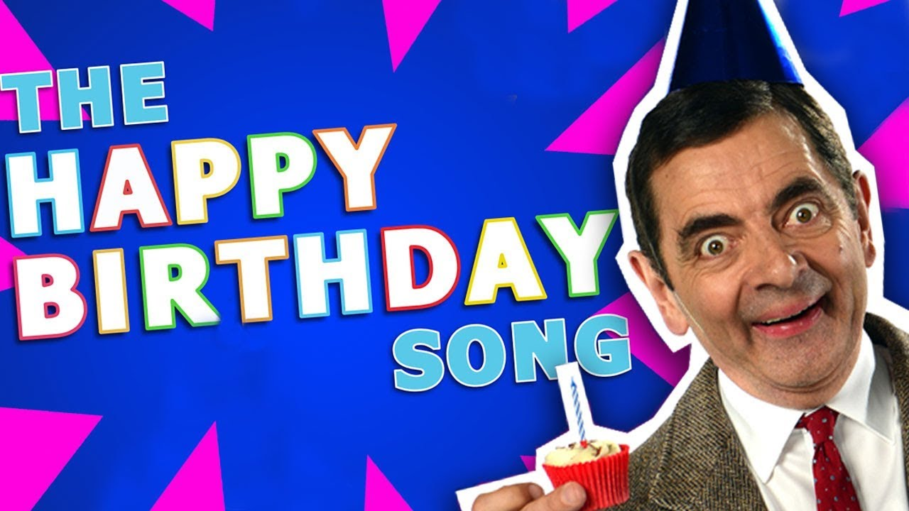 The Happy Birthday Song New Mr Bean Music Video Mr Bean Official Youtube