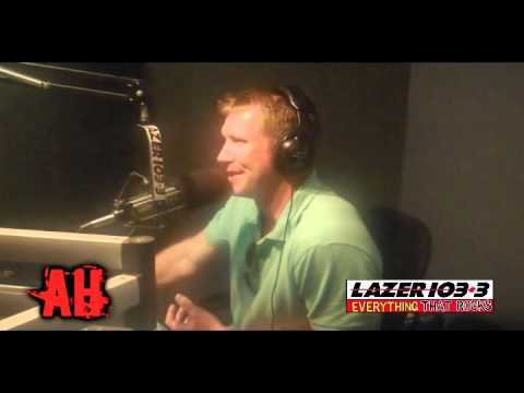 Andy Hall interviews NFL QB Sage Rosenfels