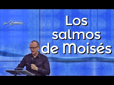 Los salmos de Moisés - Andrés Corson - 30 Abril 2014