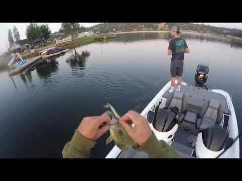 LAKE TULLOCH SPRO RAT 30  FISHING ?MONSTER CRAPPIE?