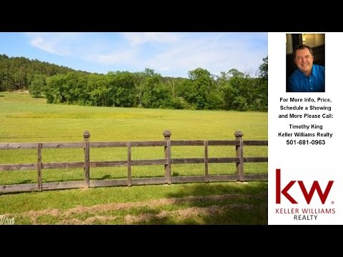 25824 JONES Road, Little Rock, AR Presented by Timothy King.