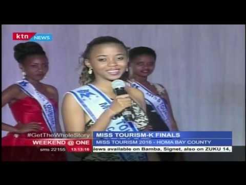 Homa Bay County produces Miss Tourism Kenya 2016