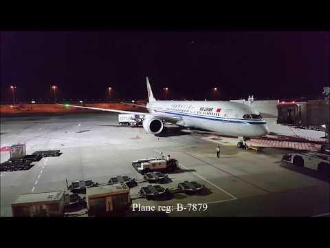 AIR CHINA CA970 Economy Class [Singapore - Beijing] Review