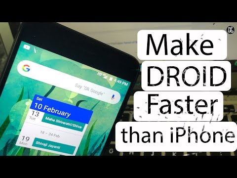 How To Make Android Phone Faster!