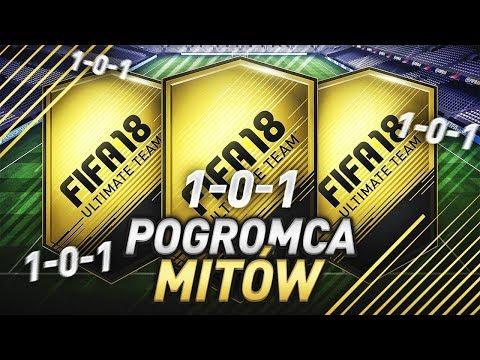 FIFA 18 - NAJLEPSZY BILANS DO OTWIERANIA PACZEK! 4x WALKOUT po 2 w paczce! POGROMCA MITÓW [#1]