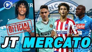 Manchester City veut dépenser 330 M€ cet été | Journal du Mercato
