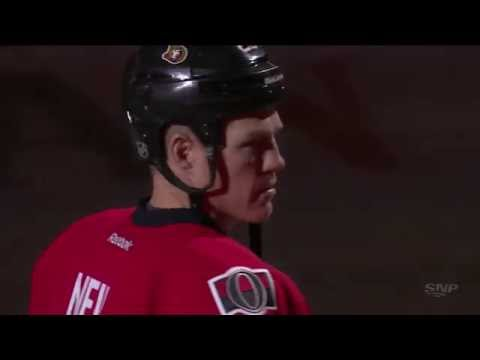 Oct.12/2016 Toronto Maple Leafs – Ottawa Senators