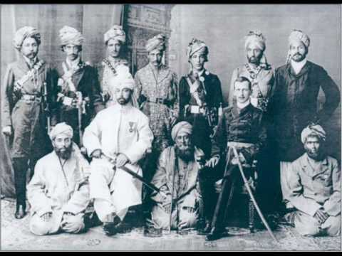 The Mehtars of Chitral
