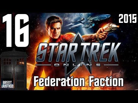 Let's Play Star Trek Online (2015) Federation - 16 - Spin The Wheel