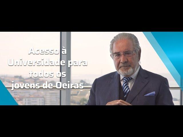 Entrevista a Isaltino Morais   Ensino Superior no Município de Oeiras