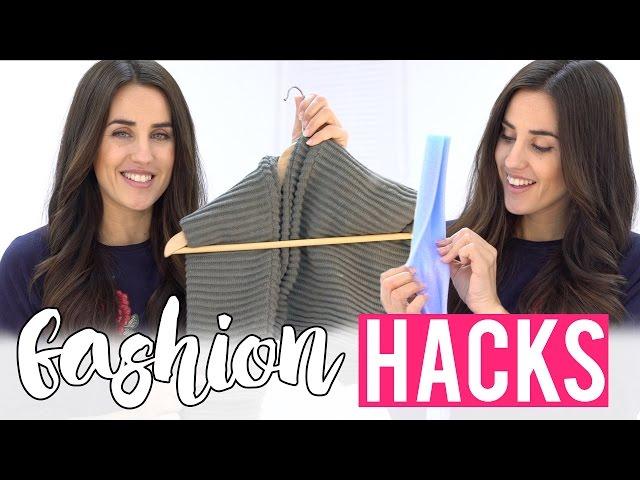 Fashion hacks that you should know