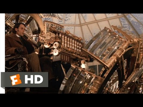 The Time Machine (1/8) Movie CLIP - The First Attempt (2002) HD