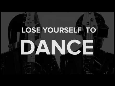 Daft Punk - Lose Yourself to Dance [Video Lyrics]