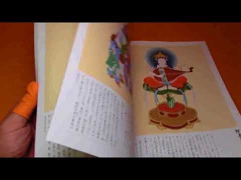 Pleasure To Draw Buddhist Paintings Book Japan Japanese Buddhism Tattoo #0801