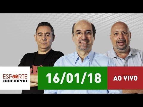 Esporte em Discussâo  - 16/01/2018