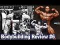 Roman Fritz & Matt Jansen, Frank McGrath Animal, Olympia 2019 und Ed Corney - Bodybuilding Review #6