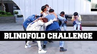 [K-POP Dance Challenge : Blindfold] BTS (방탄소년단) 'FAKE LOVE'