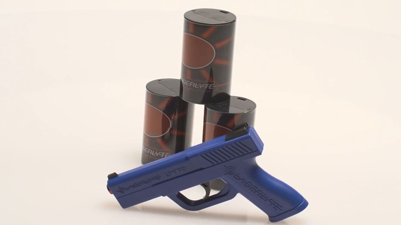 LaserLyte Laser Plinking Cans - Great for Training Indoors!: Guns & Gear|S6