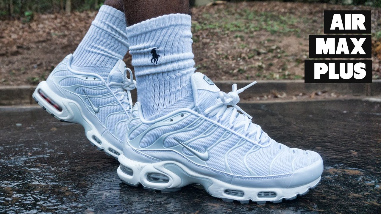 nike air max tn plus white