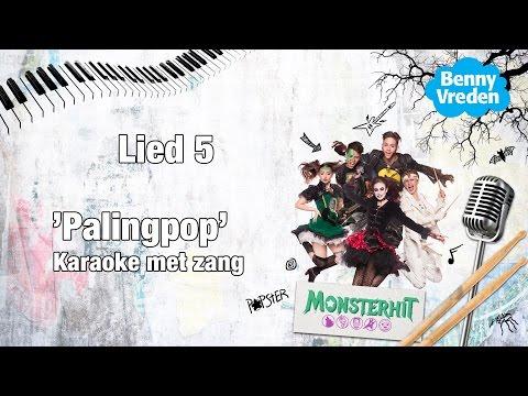 Lied 5 (karaoke zang) Palingpop - van de musical Monsterhit