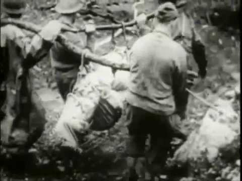 The Battles for Monte Cassino, Italy 1944, WWII - YouTube