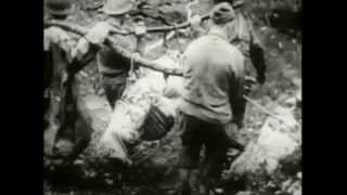 The Battles for Monte Cassino, Italy 1944, WWII