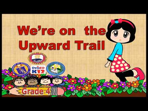 We're on  the Upward Trail