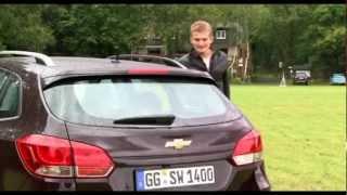 2013 Chevrolet Cruze Wagon / Тест-драйв(Наши Тесты - Авто плюс / Chevrolet Cruze универсал Ведущий: Кирилл Ларин http://www.autoplustv.ru/, 2012-08-05T11:25:55.000Z)