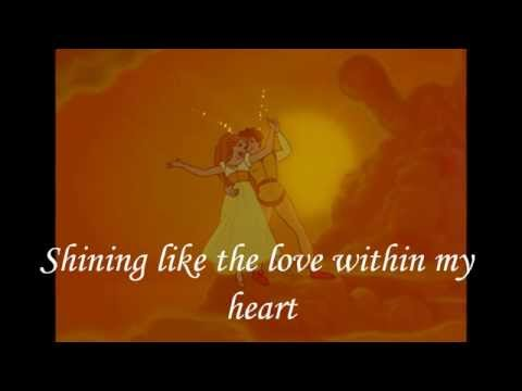 Thumbelina  - Sun lyric video