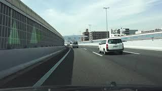 4K 阪神高速・3号神戸線→第二神明→加古川・姫路・太子竜野バイパス 全線・等速 2019年3月撮影版