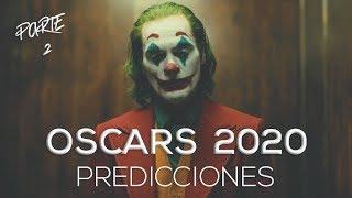 Oscar 2020 | Predicciones Pt.2 (Joker, Joaquin Phoenix, Cats, Scarlett Johansson y más)