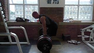 180kg with bodyhelix Knee support