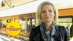 S-Bahn LIEBE: Wo ist ihr Traummann? | SAT.1 Frühstücksfernsehen