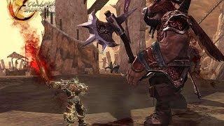 Обзор MMORPG Класса Воин в игре «7 элемент»