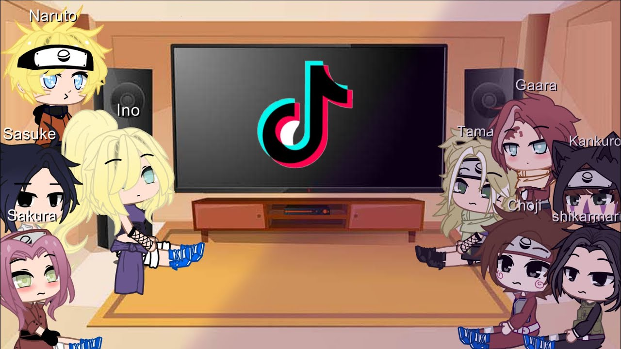 Download Naruto react to tiktoks []Gachaclub[]Lazy[]Peachyrii[]