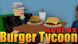 I HAVE MY BURGRÁRI! 😂🍔 | ROBLOX: Burger Tycoon
