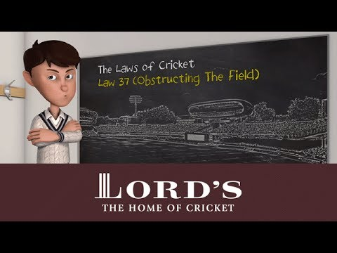 Obstructing the field | The 2000 Code of the Laws of Cricket with Stephen Fry