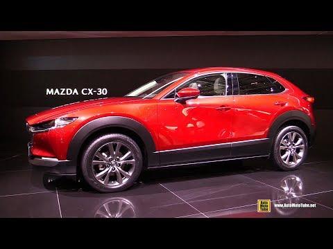 2020 Mazda CX 30 - Exterior and Interior Walkaround - Debut at 2019 Geneva Motor Show