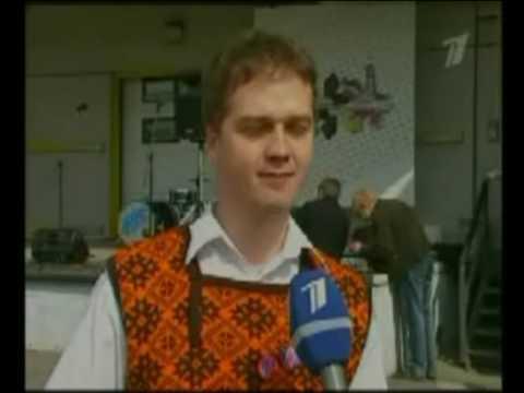 Rahvuspapude saabumine. PBK Eesti Uudised 28.04.09