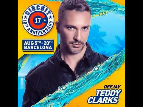 DJ Teddy Clarks - Circuit Festival 2K17