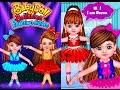 Baby Doll Ballerina Salon,  Sweet baby Dolls Aadhya, dressed up Games for Girls Android