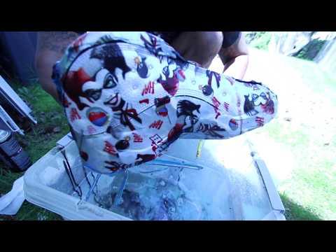 HYDRO DIPPING SHOES (JORDAN 13s) DIY