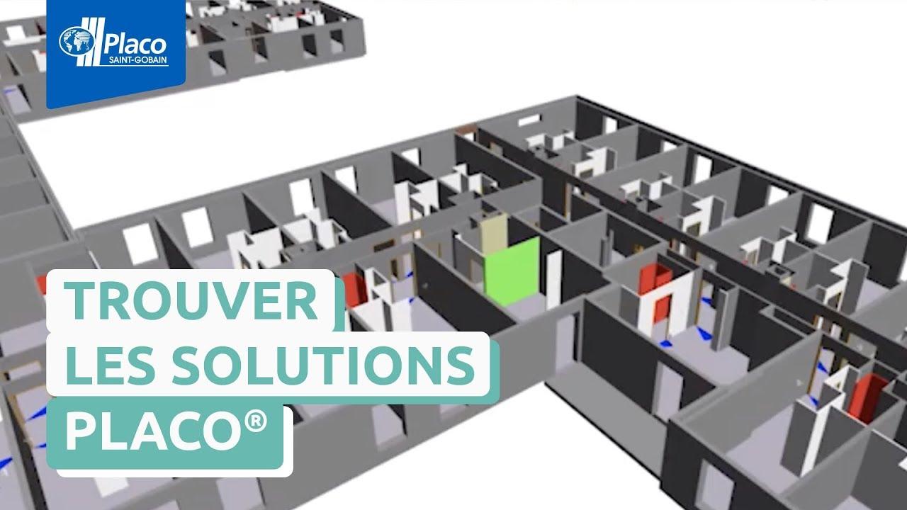 Où trouver les solutions proposées par Placo® ? - YouTube