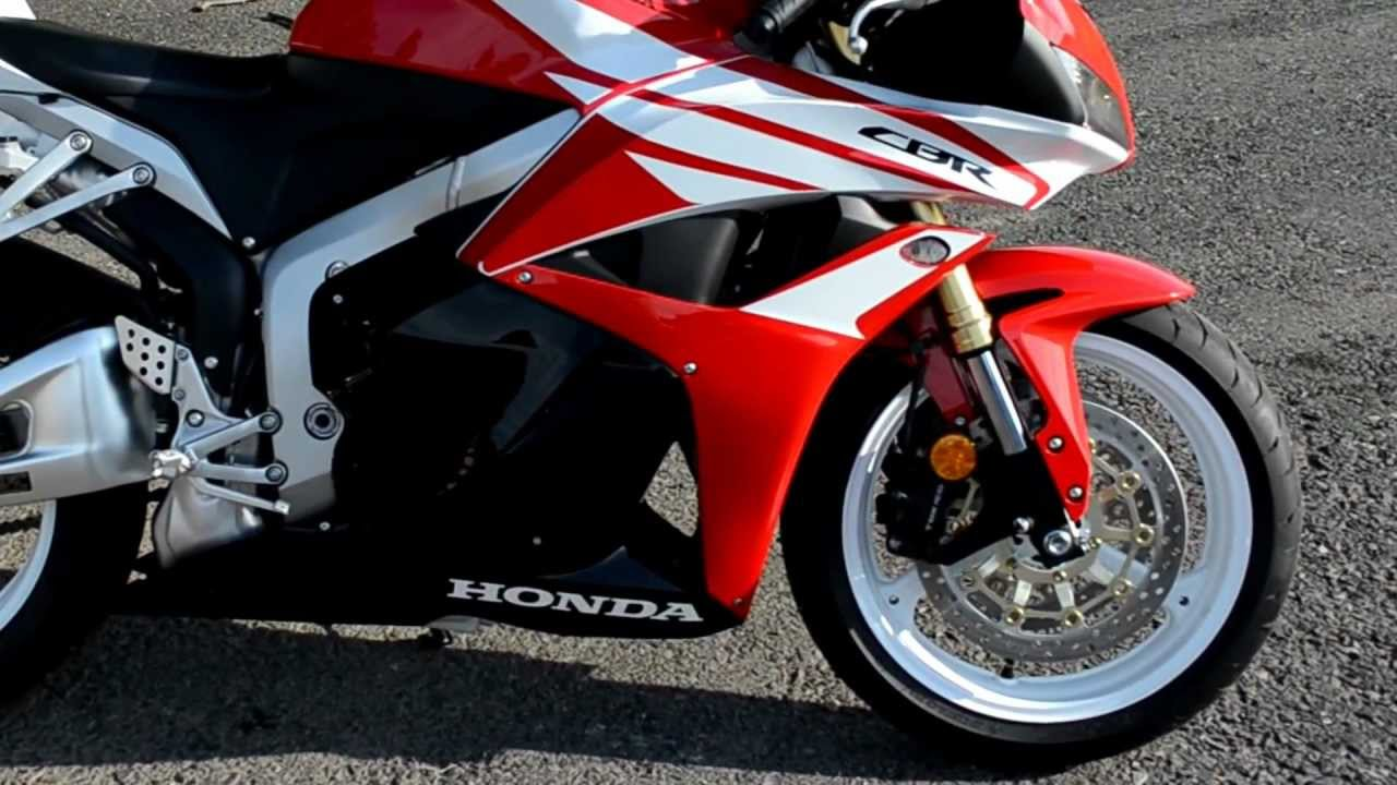 For Sale 2012 Honda Cbr600rr At East 11 Motorcycle