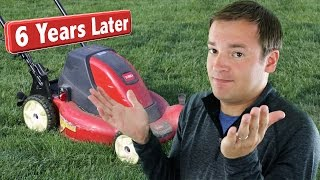 Toro eCycler Cordless Electric Mower Review - 6 Years Later