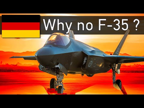 Why Germany Doesn't Buy the F-35