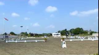 Jay Dressage N27 Port Rpyal 6 July 2013