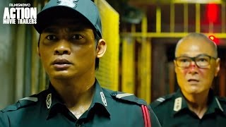 There's a prison break in a NEW Clip from the Martial Arts action movie KILL ZONE 2 [HD]