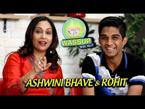 Ashwini Bhave  WassUp With You  Episode 9  Manjha, Ashi Hi Banava Banavi